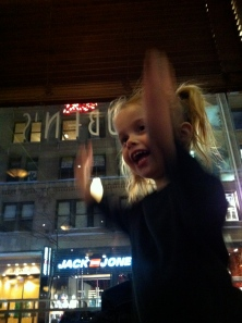 poppy loves to dance, on seats, hooray! my daddy can eat a pound of meat in 4 seconds!