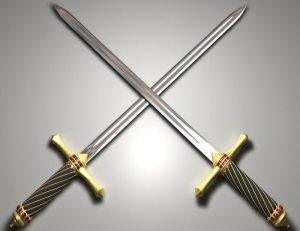 """This is not """"swords"""""""