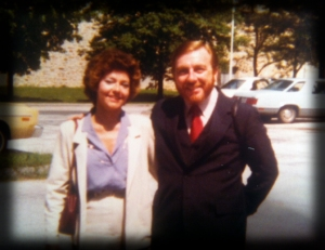 Mom & Ron. 1982ish