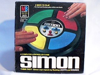 Simon. I love you Simon. I played this game ALL OF THE TIME. If I had one now I probably wouldn't even blog.